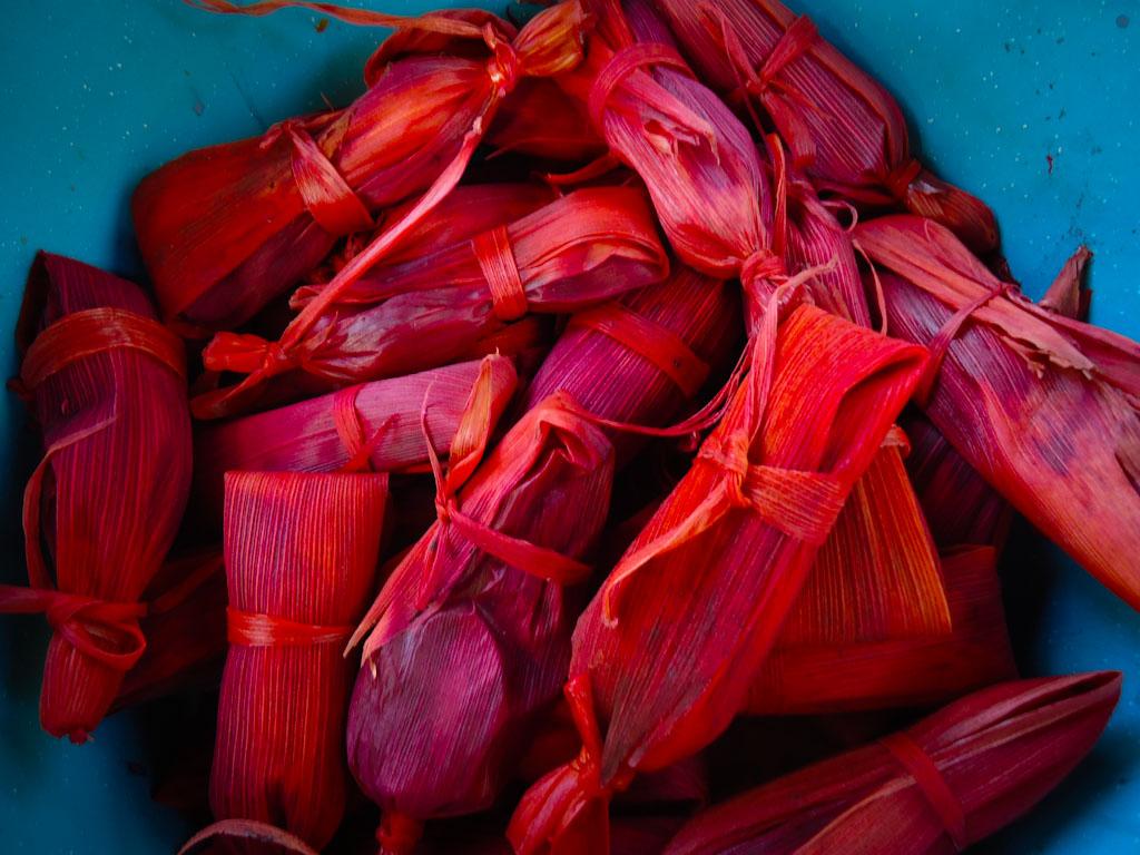 tamales colorados sinaloa
