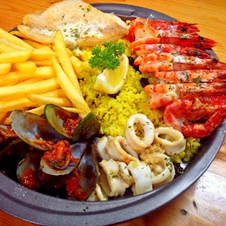 Bintaro 9 Walks Surga Kuliner dengan Harga Miring - Fishtreat
