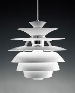 interior deluxe features of louis poulsen lighting fixtures