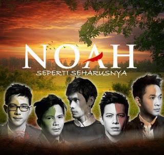 Lirik Lagu dan Video Noah - XL Bebas