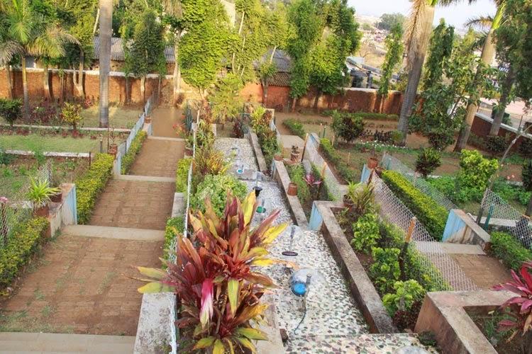 Step Garden Saputara