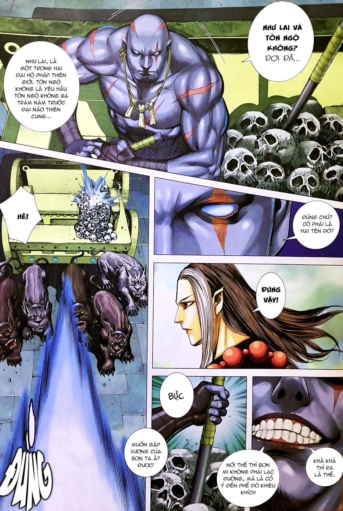 Tây Du chap 60 page 3 - IZTruyenTranh.com