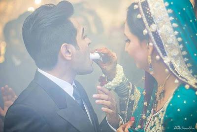 Naveed Raza And Kanwal Wedding Photo Shoot 2013