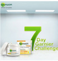 Freebies : Get A sample of the Garnier White Complete Cream free : BuyToEarn