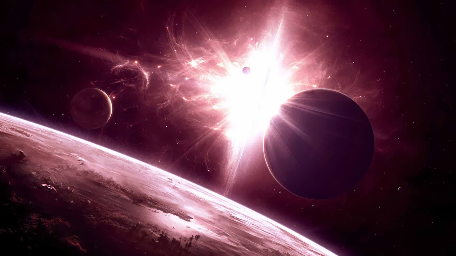 Hd Wallpapers Blog: Space Wallpapers 1920x1080