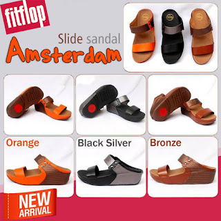 Fitflop Amsterdam Slide