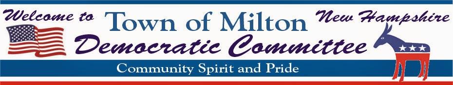 Milton NH Democrats