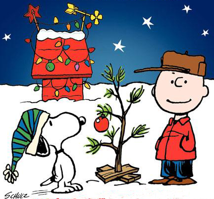Photos i found in google images for charlie brown christmas tree