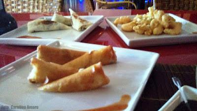 Restaurante Takê: Menu Degustação