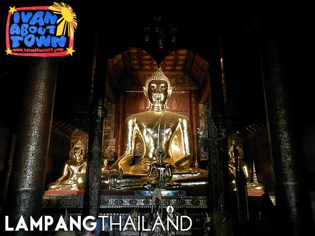 Wat Phra That Lampang Luang in Lampang, Thailand
