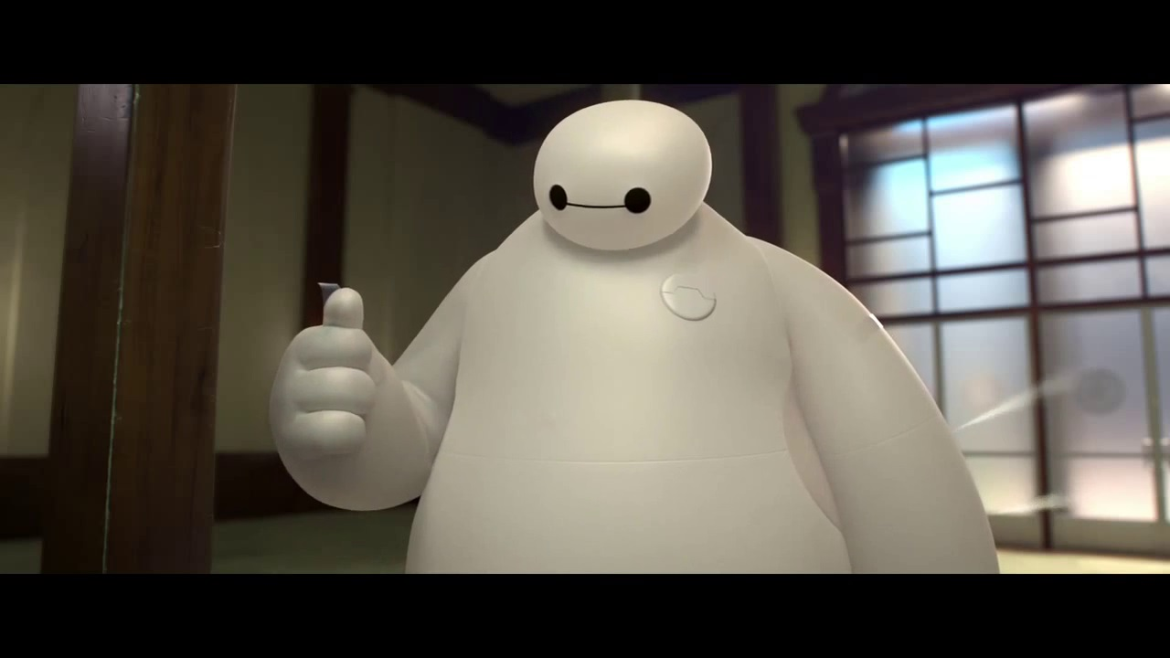 Big Hero 6 - Official Movie Trailer - Trailer Song / Music