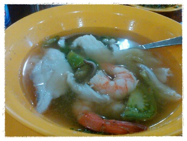 Resep Sup Ikan