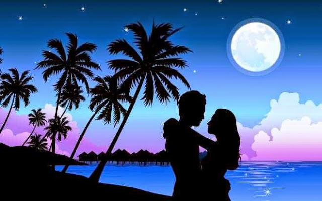Gambar Romantis kartun