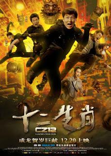 Chinese Zodiac (2012) Hindi Dubbed Movie Watch Online