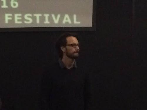 Pré-estreia do filme Dominion com a presença de Rodrigo Santoro - Festival do Rio
