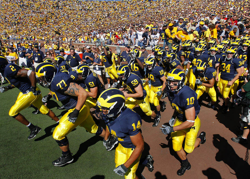 Awesome Michigan Wolverines Wallpaper
