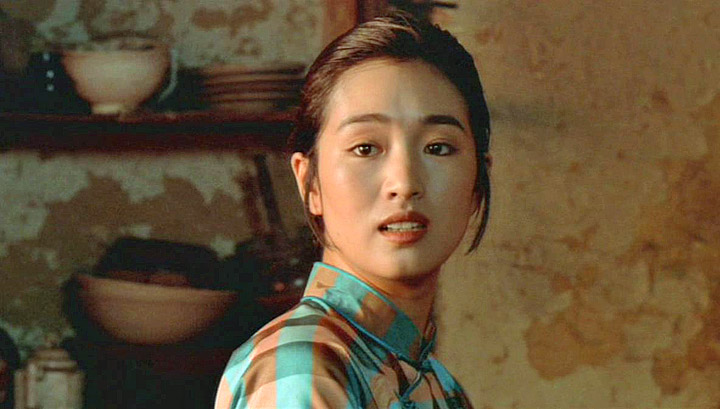 Favorite Hong Kong Actresses Gong Li And Ge You In