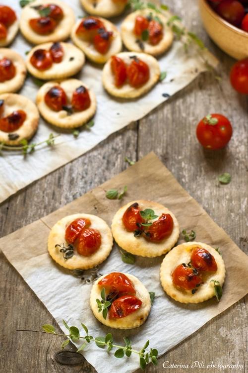 Pizzette vegane senza lievito