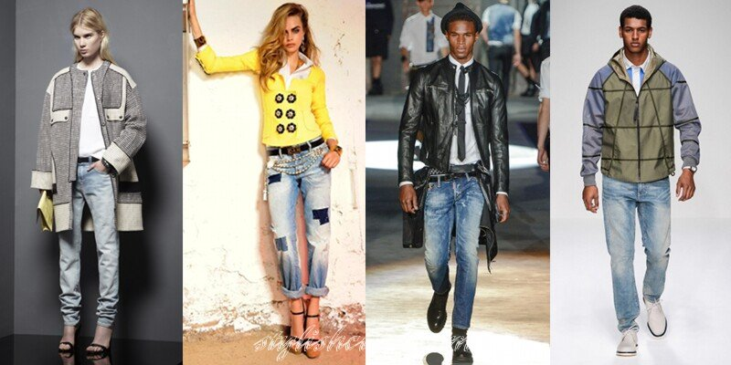 Spring Summer 2013 Fashion Trends