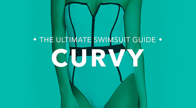 Some Swimsuits perfect matching for Curvy Shape