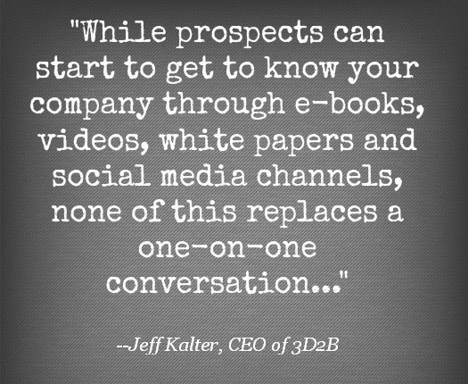 Business quote by Jeff Kalter