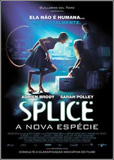 Splice: A Nova Espécie Dublado