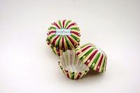 Molde mini cupcake stars