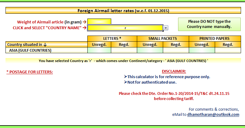 Post office forex exchange rates