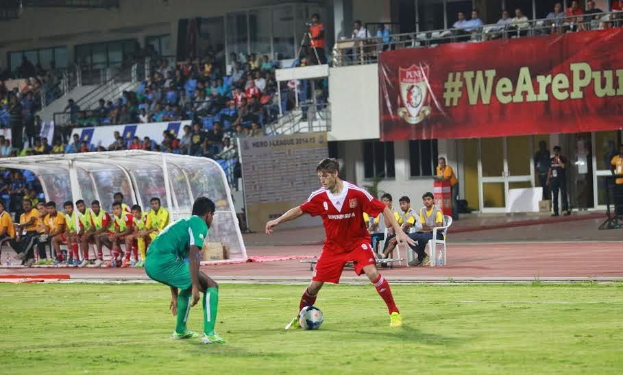 Pune FC win against Salgaocar FC