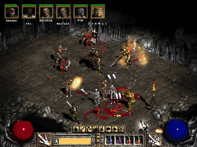 diablo 1 free  full game