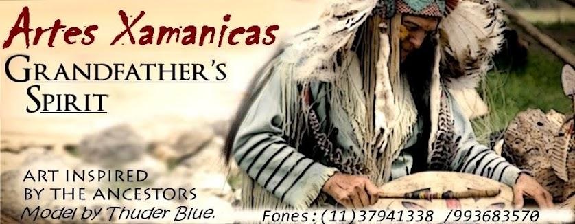 ·•¤Artes Xamânicas - nativepipee@gmail.com