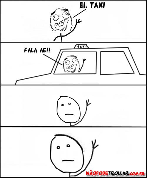 taxista troll