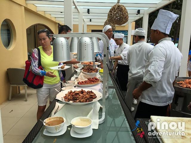 where to Eat at Sea Breeze Restaurant Boracay