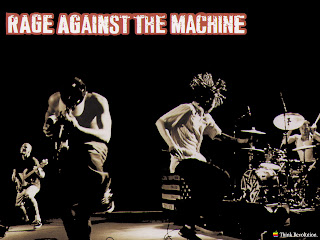 Rage Against the Machine group
