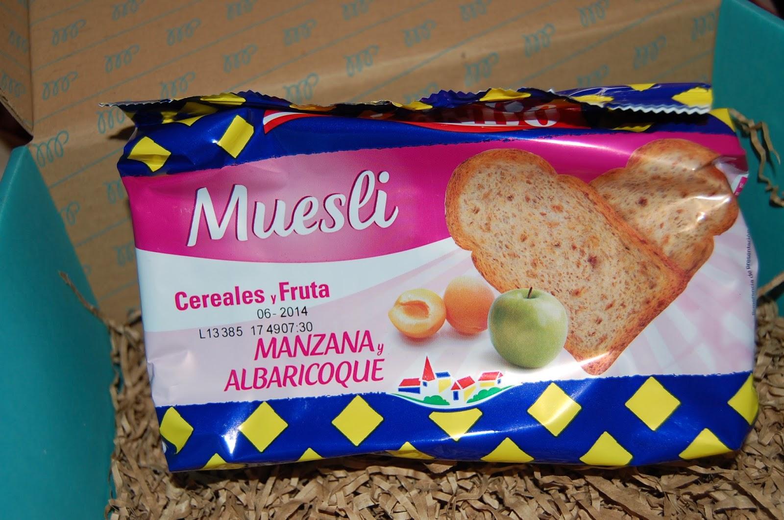 Pan tostado Recondo Muestras Premium Femenina y singular