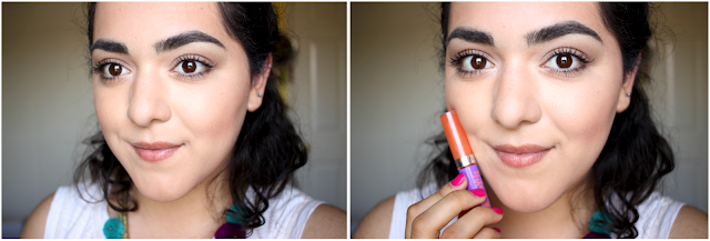 Maybelline Baby Lips Moisturizing Lip Gloss en Coral Craze