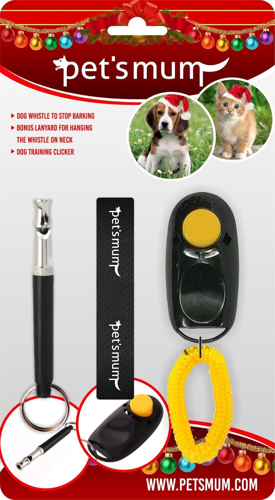Simple Savings: Charming Christmas Gift with Dog Whistle and Pet ...