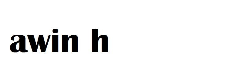 awin h