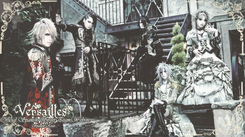 Spanish Roses - Versailles Official Spanish Street Team Website