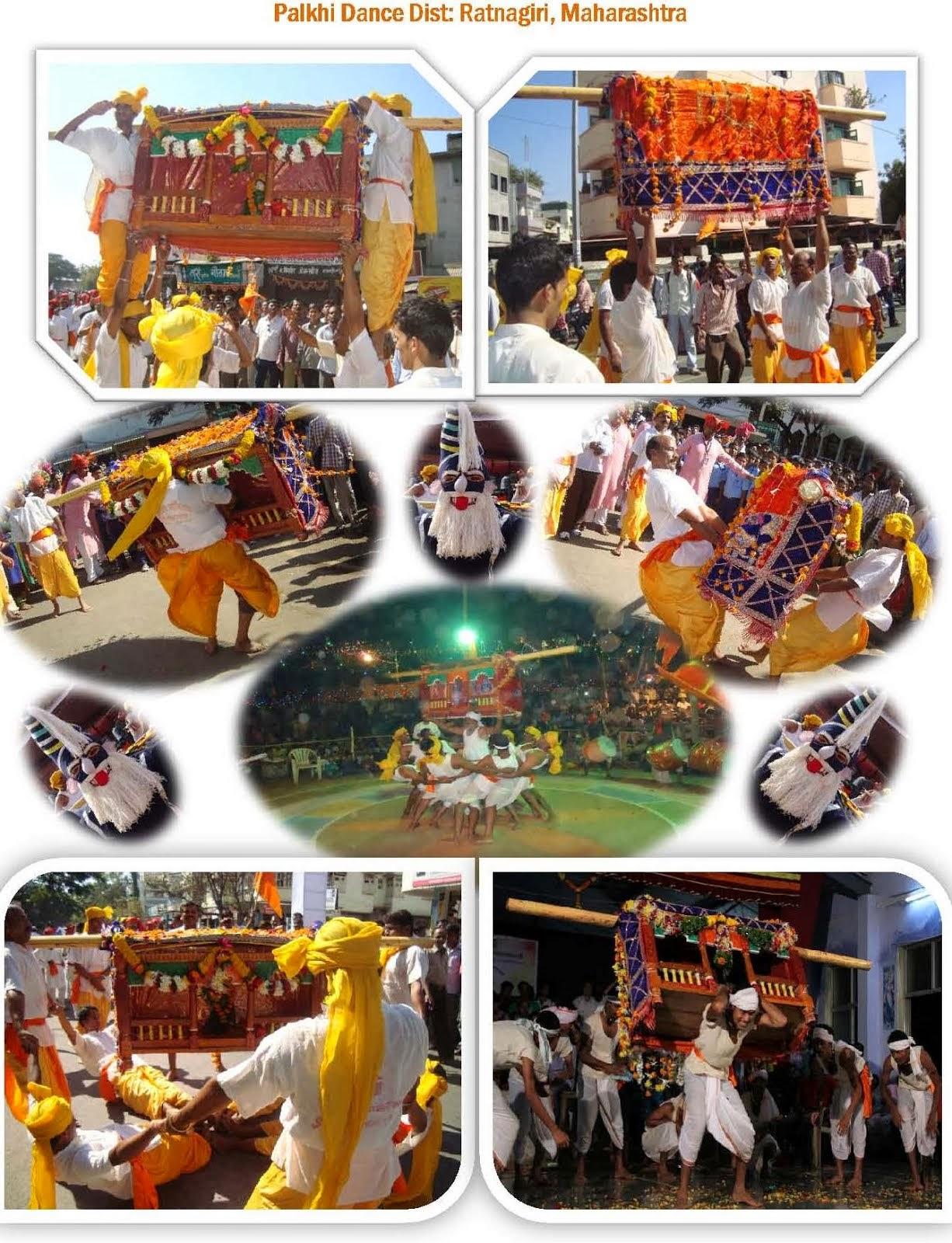 Palkhi Dance - Ratnagiri- Maharashtra