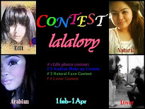 :: CONTEST LALALOVY #1- EDIT PHOTO CONTEST ::