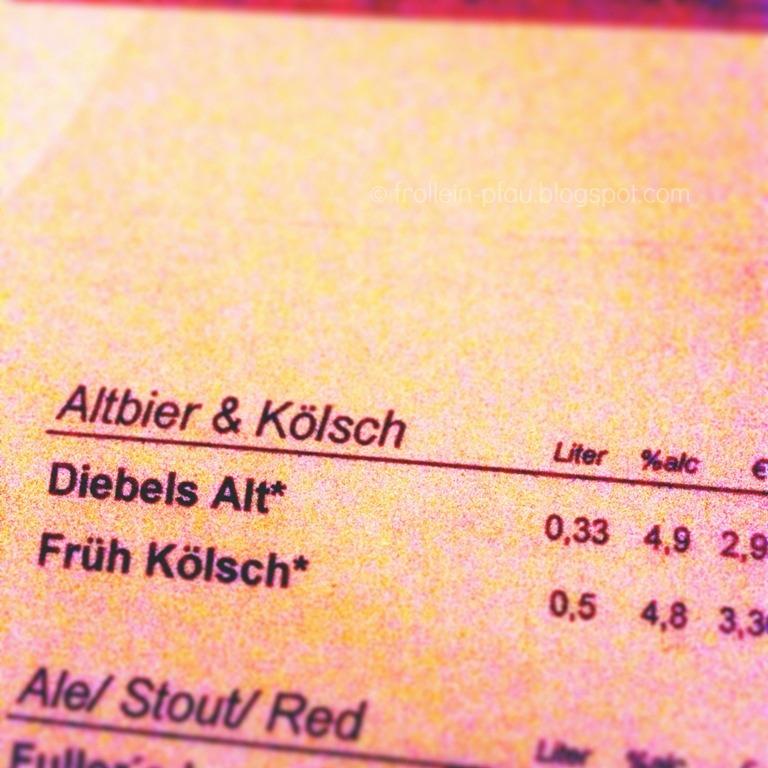 Berlin, Reisen, Bar, Kölsch, Alt, Bier, Köln, Düsseldorf, Finde den Fehler
