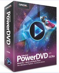 Download Power DVD 13 Ultra full
