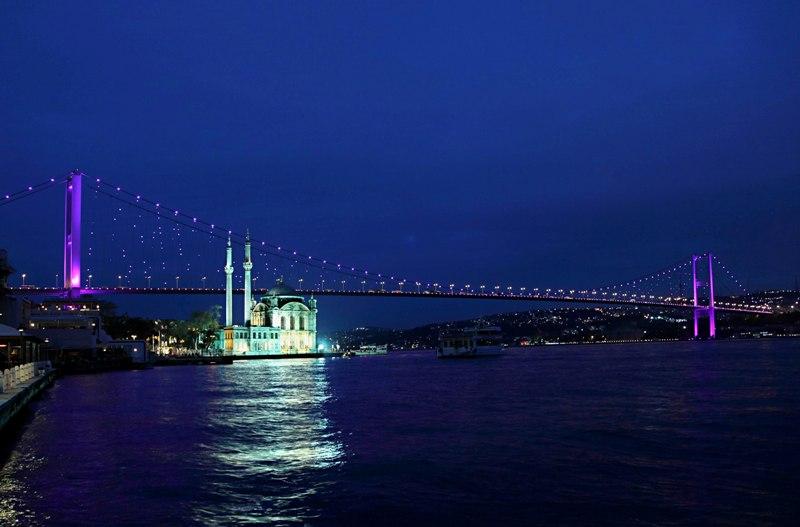 تأجير سيارات بسائق في تركيا BosphorusRiver.jpg