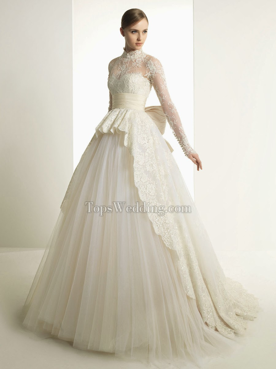 If I could have a Ball Gown Wedding Dress image