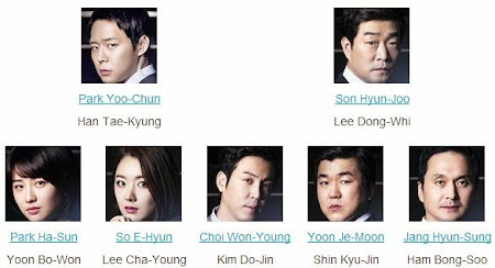 Pemeran utama drama korea 3 Days (Three Days)