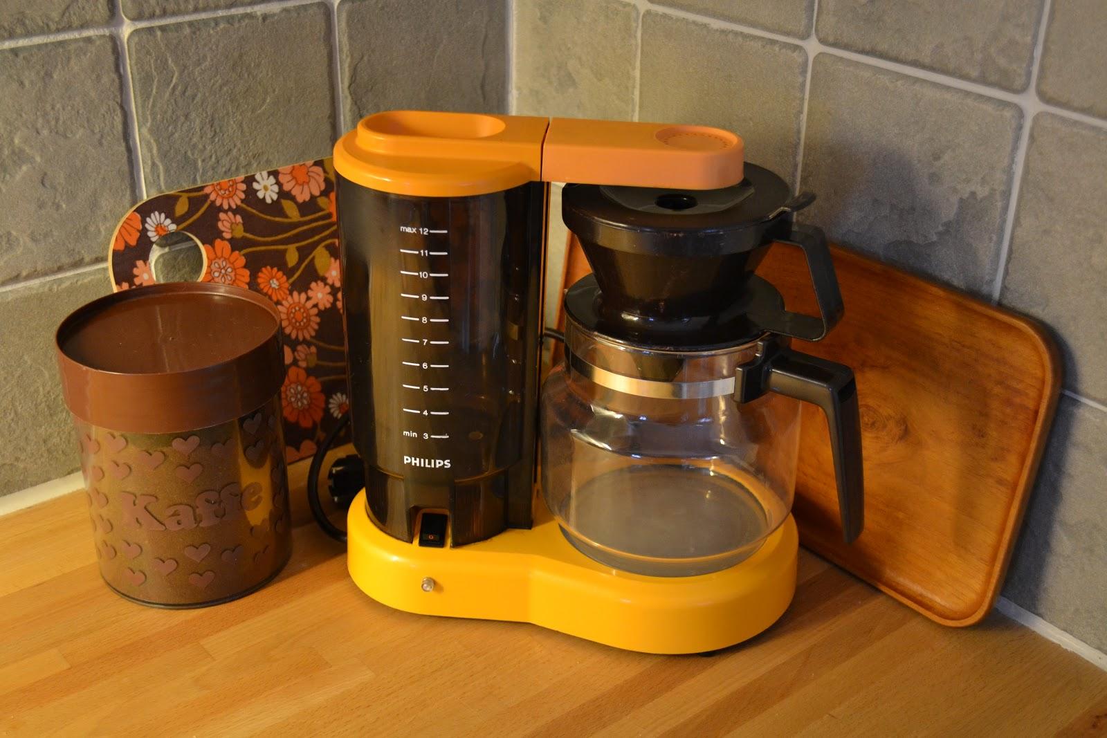 rengöra kaffebryggare