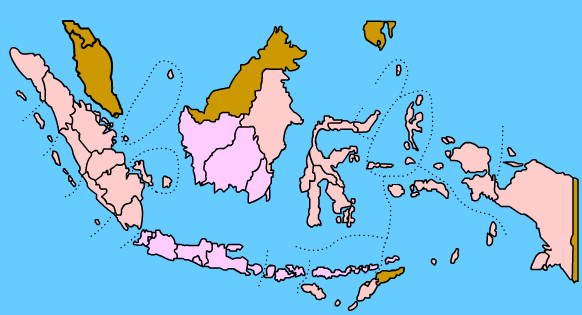 E Learning Belajar Peta Indonesia Media Pembelajaran