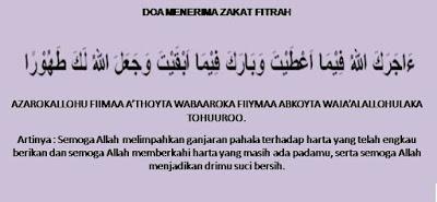 Pengertian, Ketentuan, Syarat, Waktu, Niat dan Doa Zakat Fitrah