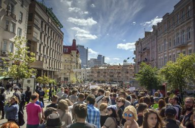 Kiev Bitcoin Conference Draws Big Turnout, but Challenges Remain